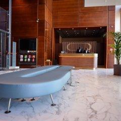 Отель DoubleTree by Hilton Turin Lingotto интерьер отеля
