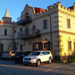 Отель Venice Castle Бердянск парковка