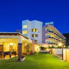 Отель Aparthotel THB Ibiza Mar - Только для взрослых вид на фасад фото 2