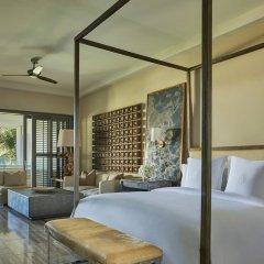 Отель Four Seasons Resort and Residence Anguilla 5* Номер-студио Deluxe ocean-view с двуспальной кроватью