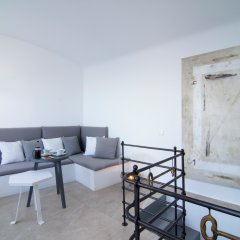 Отель Santorini Secret Suites & Spa 5* Люкс Infinity с различными типами кроватей фото 4