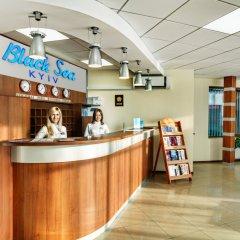 Гостиница Chorne More Украина, Киев - отзывы, цены и фото номеров - забронировать гостиницу Chorne More онлайн интерьер отеля