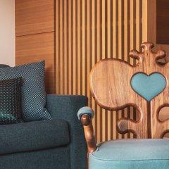 Art & Design Hotel Napura Терлано комната для гостей фото 4