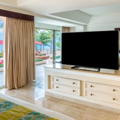 Отель Grand Fiesta Americana Coral Beach Cancun 5* Полулюкс Grand club с различными типами кроватей фото 2