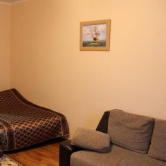 Апартаменты «33 квартирки» на проспекте Октября, 174/2 комната для гостей фото 2