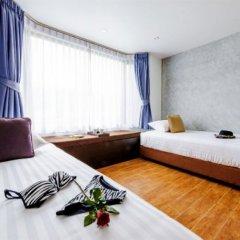 Raha Grand Hotel 3* Номер Делюкс фото 2