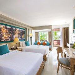 Отель Novotel Phuket Resort 4* Номер Делюкс с различными типами кроватей фото 7