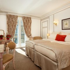 Hotel Regina Louvre 5* Номер Делюкс фото 2