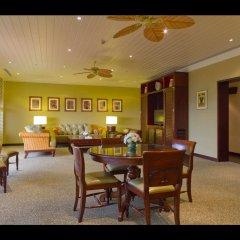 Отель Radisson Blu Resort, Sharjah 5* Президентский номер с двуспальной кроватью