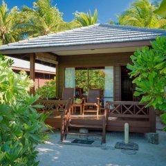 Отель Royal Island Resort And Spa 5* Вилла Сад с различными типами кроватей