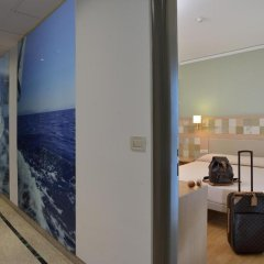 Uappala Hotel Cruiser 4* Улучшенный номер с различными типами кроватей фото 4