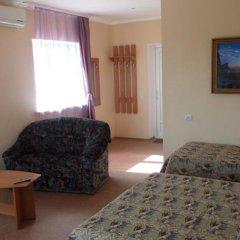 Гостиница Алый Парус комната для гостей фото 2