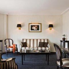Hotel Barriere Le Majestic 5* Улучшенный люкс с различными типами кроватей фото 2