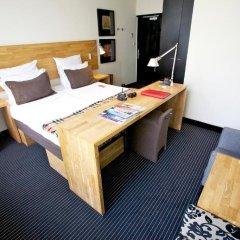 Отель Catalonia Vondel Amsterdam 4* Стандартный номер с различными типами кроватей фото 3