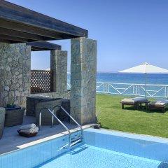 Отель Ikaros Beach Resort & Spa бассейн фото 2