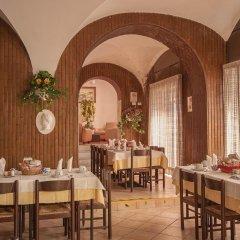 Tirreno Hotel питание