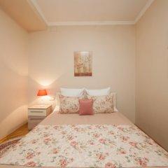Гостиница ПолиАрт Стандартный номер с двуспальной кроватью фото 3