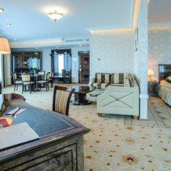 Гостиница SK Royal Москва 4* Люкс Ambassador с различными типами кроватей фото 4