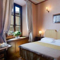 Отель Hermitage Hotel Италия, Флоренция - 1 отзыв об отеле, цены и фото номеров - забронировать отель Hermitage Hotel онлайн комната для гостей фото 2