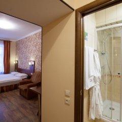 Гостиница Династия 3* Номер Комфорт разные типы кроватей фото 14