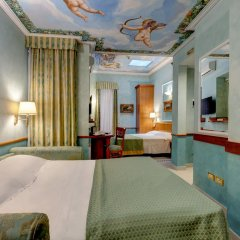 Hotel Amalfi 3* Стандартный семейный номер с различными типами кроватей фото 4