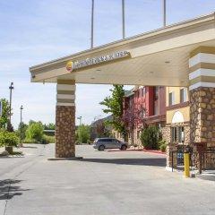 Отель Comfort Inn & Suites Durango парковка фото 2