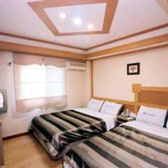Rainbow Hotel Сеул комната для гостей фото 7