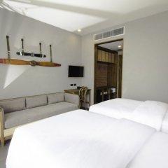 Отель Marina Express-AVIATOR-Phuket Airport Стандартный номер с различными типами кроватей