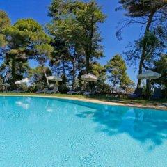 Отель Ionian Blue Garden Suites Греция, Корфу - отзывы, цены и фото номеров - забронировать отель Ionian Blue Garden Suites онлайн бассейн