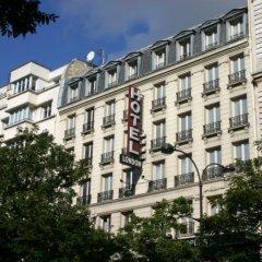 Отель Hôtel London Opera Франция, Париж - 5 отзывов об отеле, цены и фото номеров - забронировать отель Hôtel London Opera онлайн вид на фасад