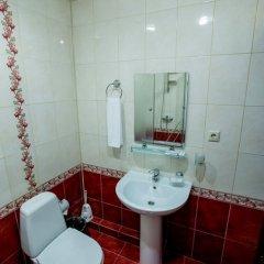 Гостиница Аквариум ванная фото 2