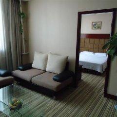 Super 8 Hotel Xian Nanshaomen комната для гостей фото 5