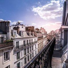 Отель Richmond Opera Париж балкон