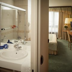 Гостиница Космос 3* Апартаменты с разными типами кроватей фото 4