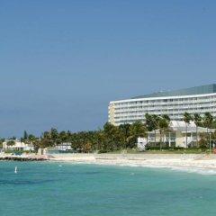 Отель Grand Lucayan Resort пляж фото 4