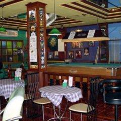 Отель Moonshine Place Паттайя гостиничный бар