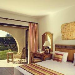 Отель Mercure Luxor Karnak комната для гостей
