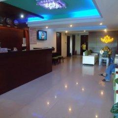 Golden Lotus Hotel Sen Vang Нячанг интерьер отеля