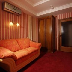 Мини-Отель Чайка комната для гостей фото 5
