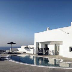 Отель Santo Maris Oia, Luxury Suites & Spa 5* Вилла с различными типами кроватей