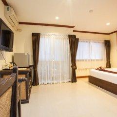Отель Natural Beach Паттайя комната для гостей фото 16