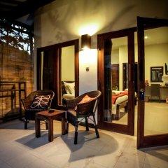Отель Bale Sampan Bungalows балкон фото 2