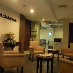 Отель Indah Manila Филиппины, Манила - отзывы, цены и фото номеров - забронировать отель Indah Manila онлайн интерьер отеля фото 3