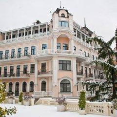 Гостиница Вилла Елена вид на фасад фото 4