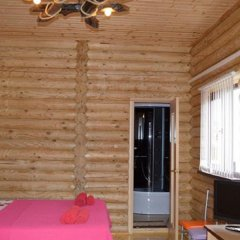 Гостевой Дом Абхазская Усадьба удобства в номере фото 2