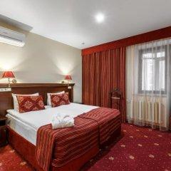 Клуб Отель Корона 4* Сьюит с различными типами кроватей фото 2