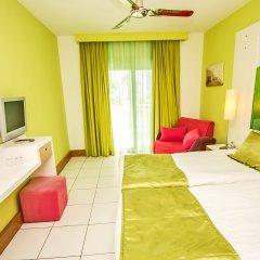 Отель Kadikale Resort – All Inclusive комната для гостей фото 2
