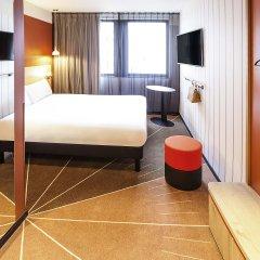 Отель Ibis Styles Paris 16 Boulogne Франция, Париж - отзывы, цены и фото номеров - забронировать отель Ibis Styles Paris 16 Boulogne онлайн комната для гостей фото 6