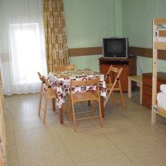 Гостиница Город на Павелецком Номер Эконом разные типы кроватей фото 4