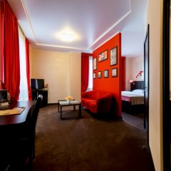Гостиница Shato City 3* Номер Делюкс с различными типами кроватей фото 9